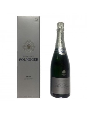 CHAMPAGNE POL ROGER PURE,...