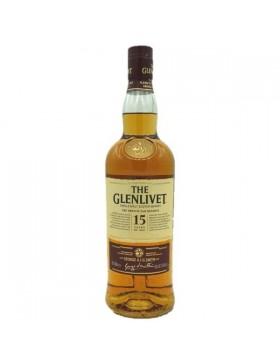 WHISKY GLENLIVET 15 ANS